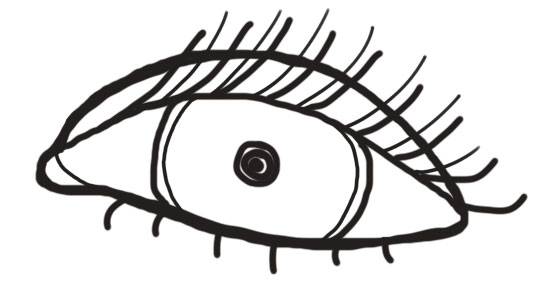 Auge Visualisierung Pixelsyndikat