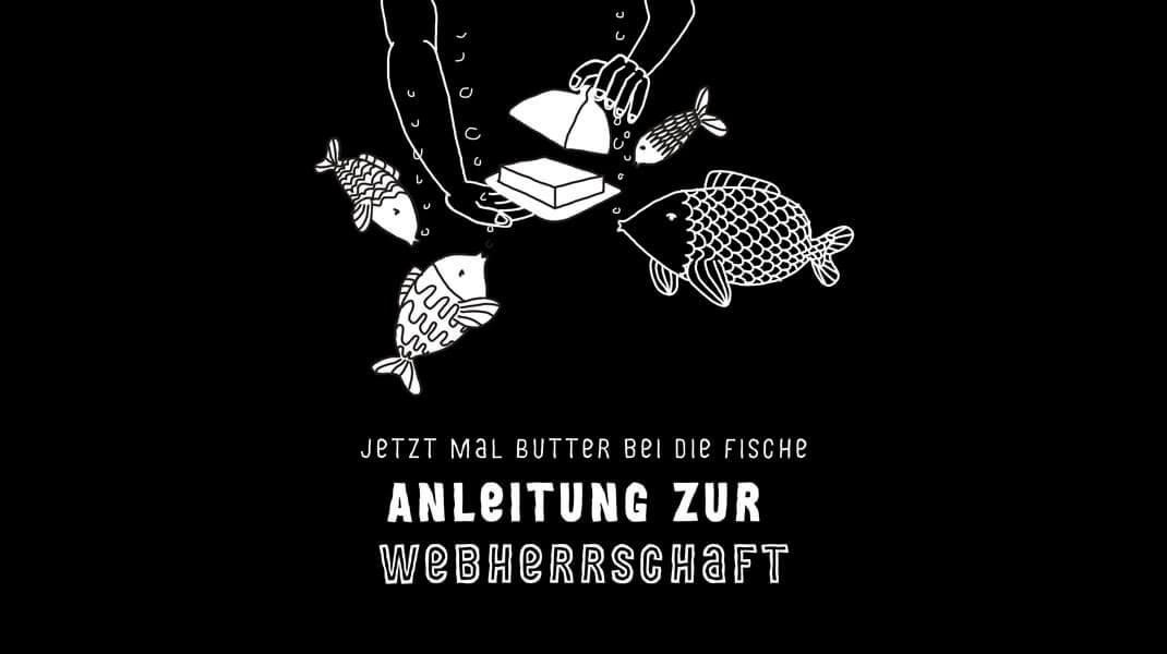 Anleitung zur Webherrschaft - Das Pixelsyndikat