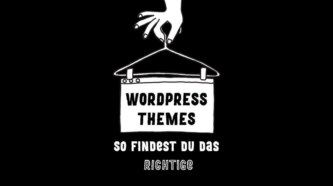 Das richtige WordPress-Theme - Das Pixelsyndikat