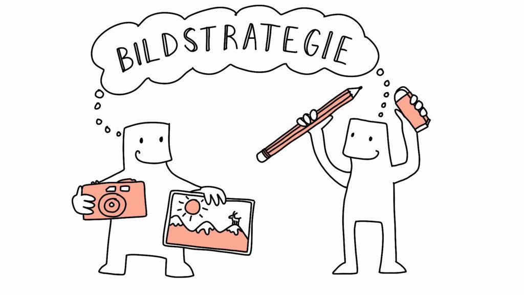 Die richtige Bildstrategie für deine Website