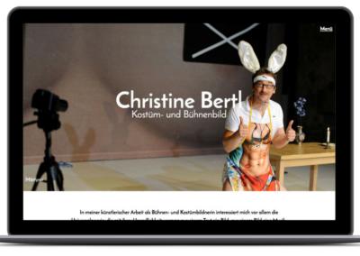 Christine Bertl – Kostüm und Bühne