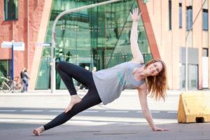 Vanessa Maempel   Yoga für die Businesswelt