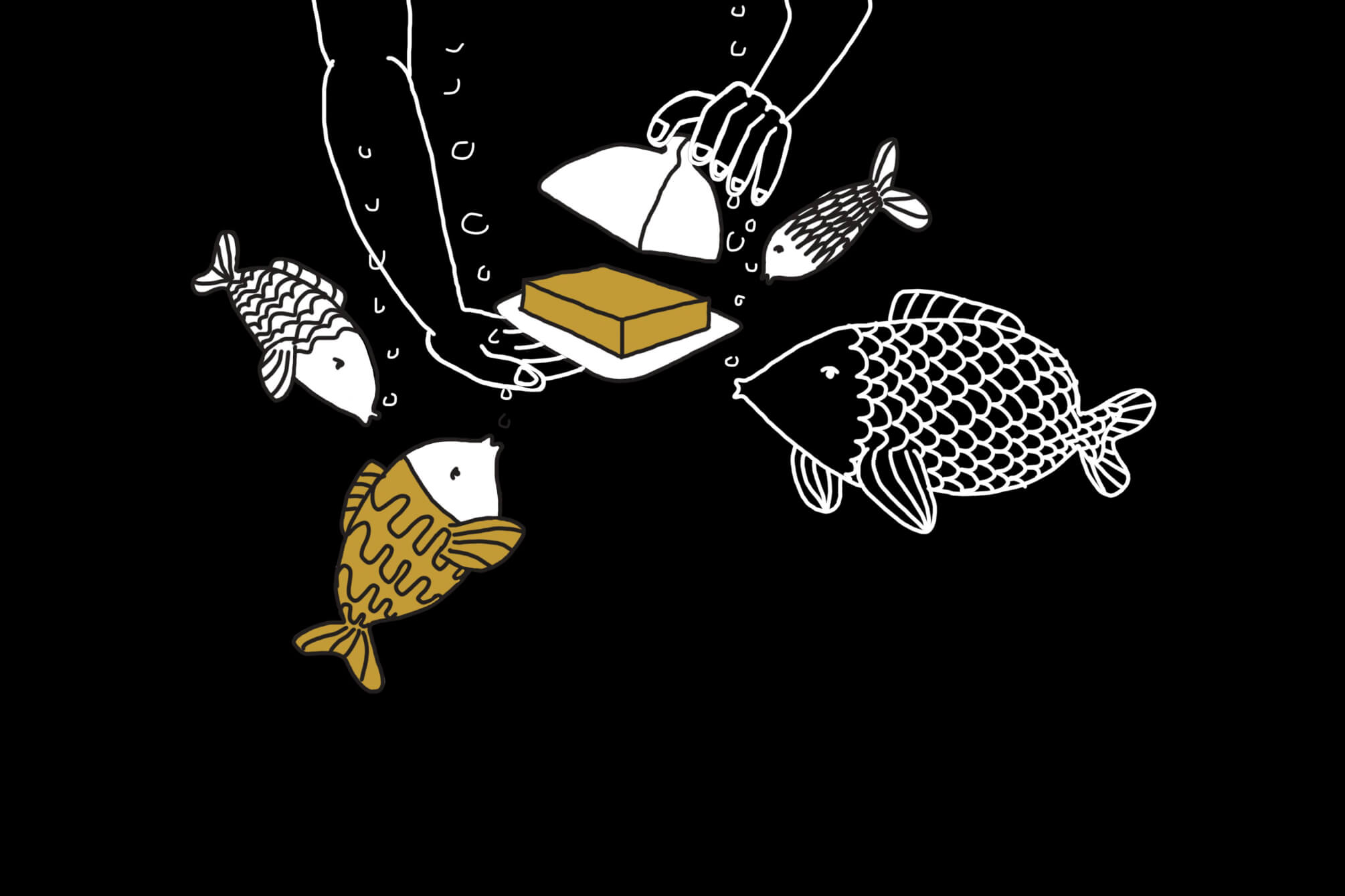 Butter bei die Fische - Auf zur Webherrschaft