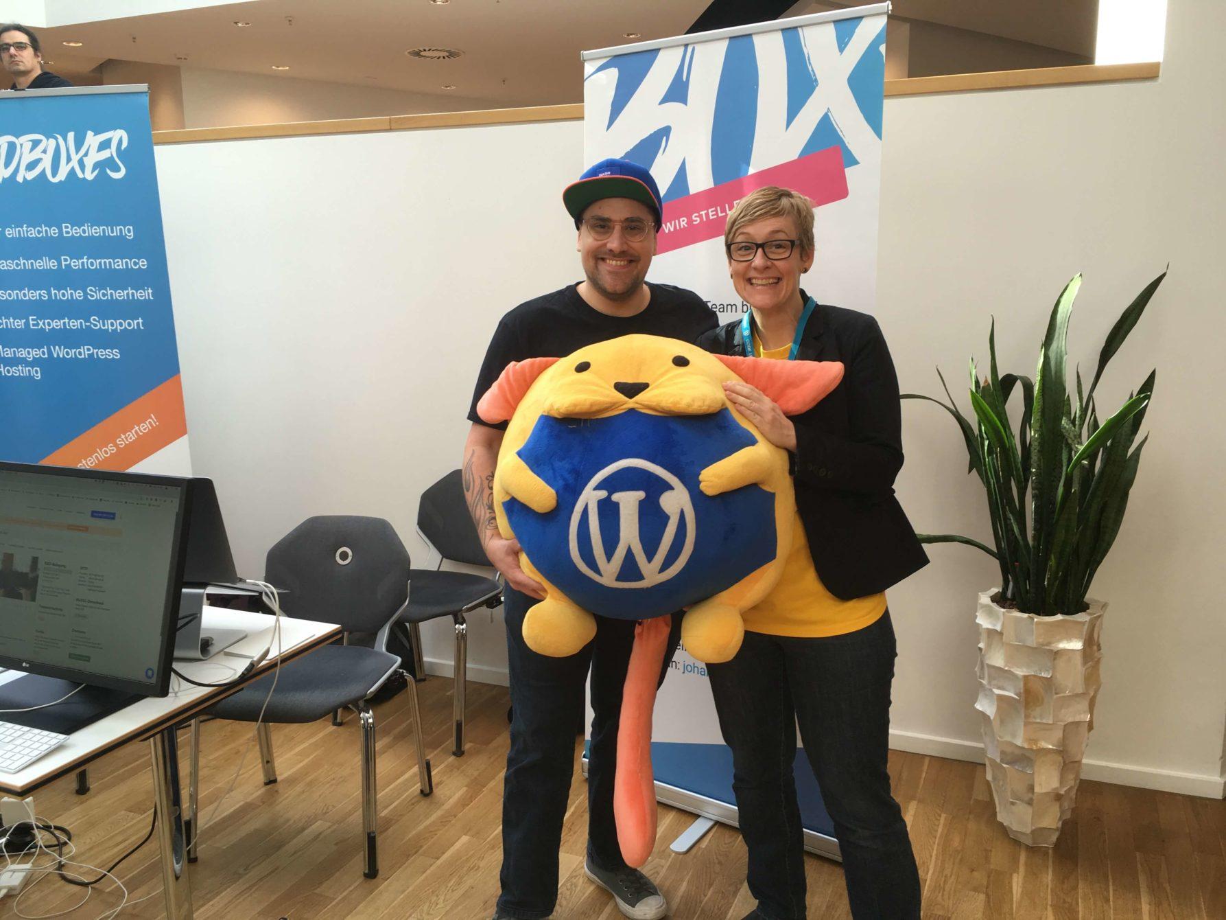 Mein WordPress-Welt-Debüt auf dem WordCamp Osnabrück #WCOS