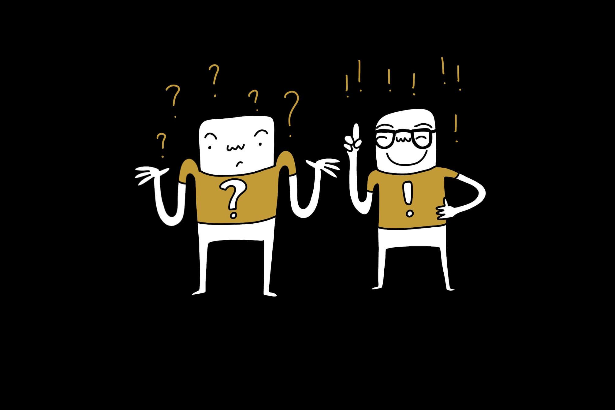 Wieso, weshalb, warum - wie du herausfindest, was dich antreibt!